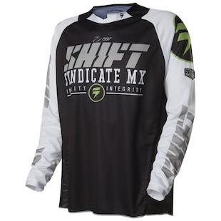 Shift Strike Camo Jersey (Color: Black / Size: 2XL) 1049611