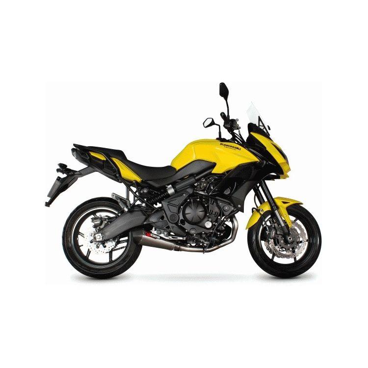Scorpion Serket Taper Exhaust System Kawasaki Versys 650 2015-2019