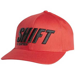 Shift Sight Line Hat (Color: Red / Size: SM-MD) 1050120