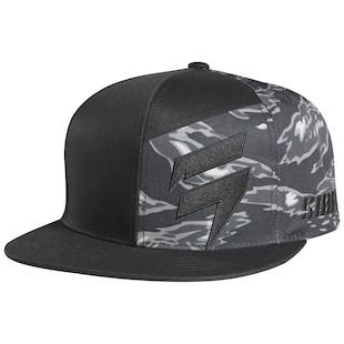 Shift Contrasted Hat (Color: Black) 1050127