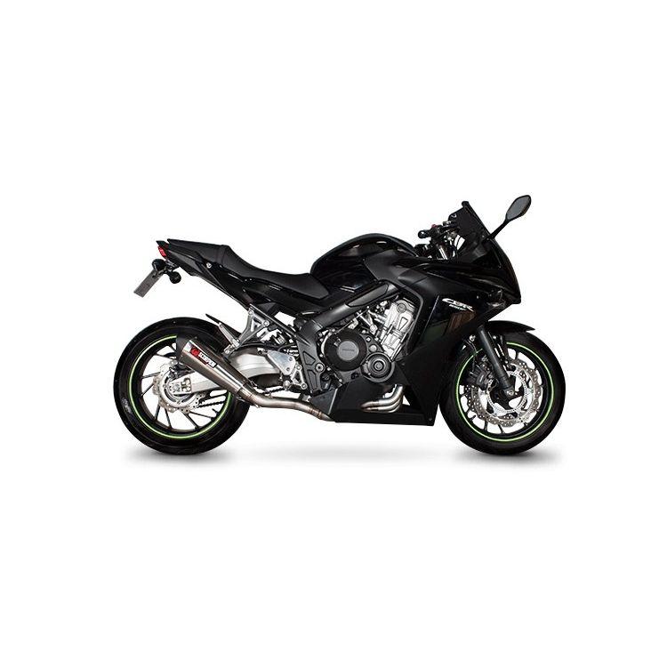 Scorpion Serket Taper Exhaust System Honda CBR650F / CB650F