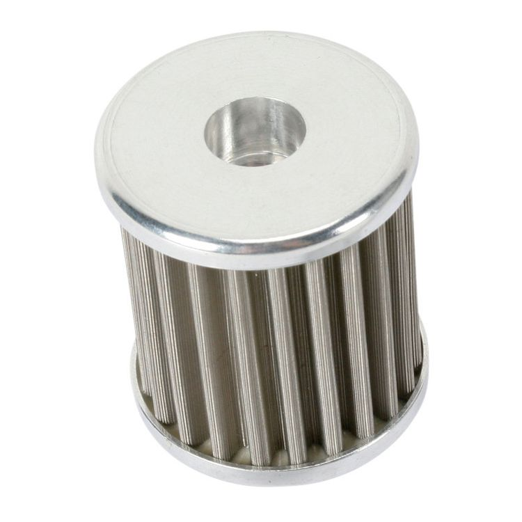 Moose Racing Stainless Steel Oil Filter Honda 150cc-450cc 2002-2019