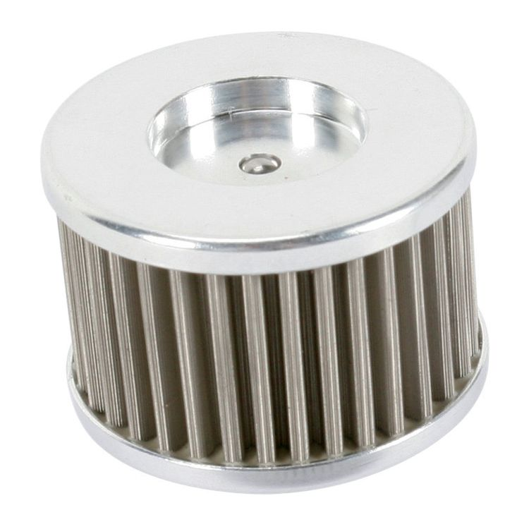 Moose Racing Stainless Steel Oil Filter Honda 200cc-650cc 1983-2015