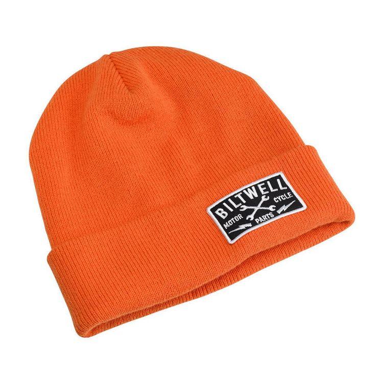 Biltwell Patch Beanie Winter Hat