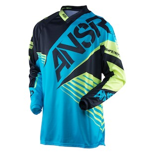 Answer Syncron Jersey (Color: Aqua/Black/Yellow / Size: XL) 1053888