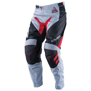 MSR 2016 Ascent Pants (Color: Grey/Black/Red / Size: 30) 1055438