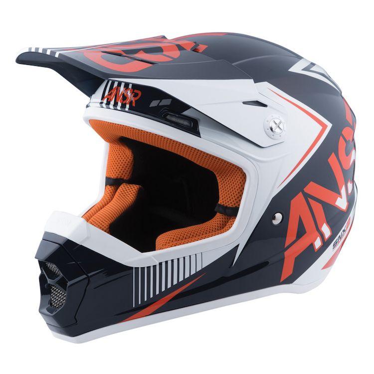 White/Navy/Orange