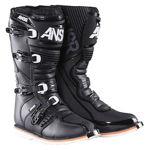 Answer AR-1 Boots (Color: Black / Size: 7)