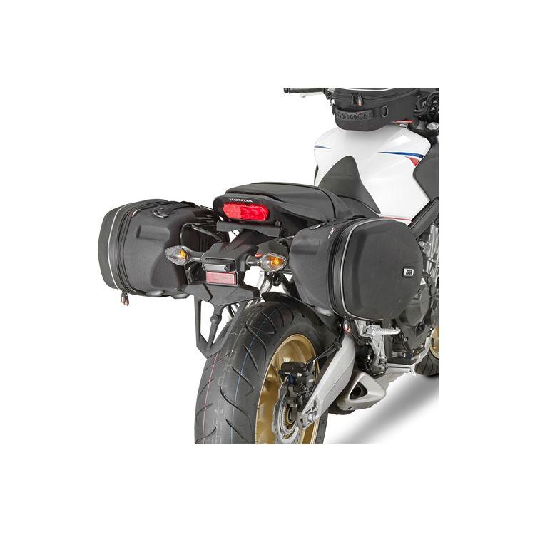 Givi TE1137 Easylock Saddlebag Supports Honda CB650F / CBR650F 2014-2018