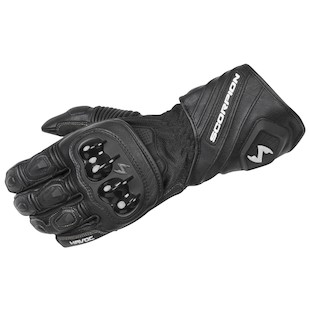 Scorpion Havoc Gloves (Color: Black / Size: LG) 1056370