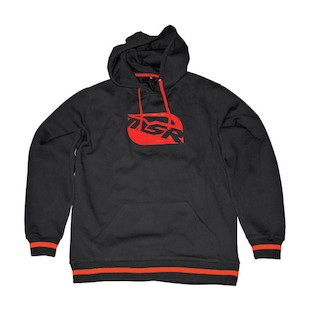 MSR Cruiser Hoody (Color: Black/Red / Size: XL) 840759