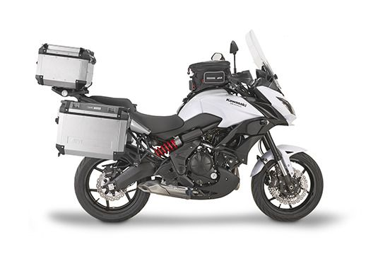 Kawasaki Trekker Versys