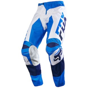 Fox Racing 180 Mako Pants (Color: White / Size: 38) 1057395