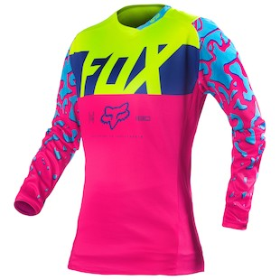 Fox Racing 180 Women's Jersey (Color: Pink / Size: XS) 1057966