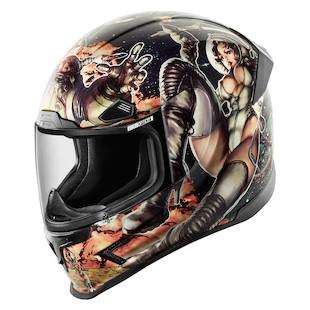 Icon Airframe Pro Pleasuredome 2 Helmet (Color: Black / Size: MD) 1058609