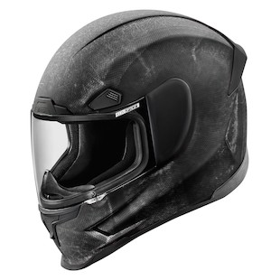Icon Airframe Pro Construct Helmet (Color: Black / Size: LG) 1058630