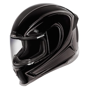 Icon Airframe Pro Halo Helmet (Color: Black / Size: LG) 1058681