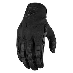 Icon 1000 Forestall Gloves (Color: Black / Size: LG) 1058865
