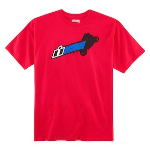 Icon Balance Point T-Shirt (Color: Red / Size: 2XL) 1058748