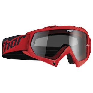Thor Enemy Sand Goggles (Color: Red/Black) 967739