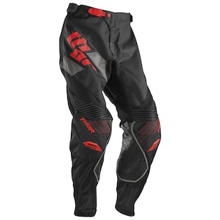 Thor Core Merge Pants (Color: Black/Red / Size: 42) 1059401