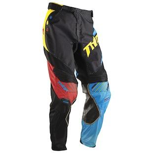 Thor Core Air Divide Pants (Color: Black/Blue/Red / Size: 34) 1059533