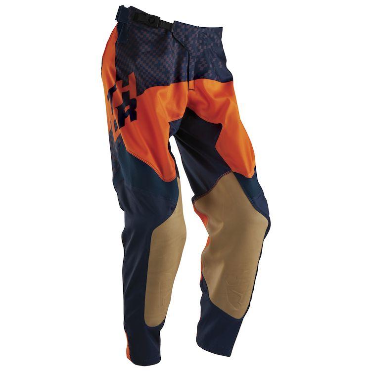 Navy/Fluo Orange