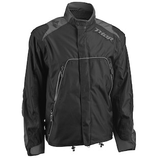 Thor Range Jacket (Color: Black/Charcoal / Size: 2XL) 1059955