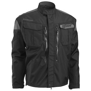 Thor Phase Jacket (Color: Black/Charcoal / Size: MD) 1059967