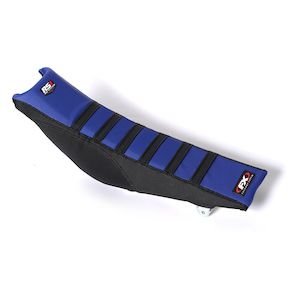 D/'COR Seat Covers Factory Black//Blue Ribs 30-50-126