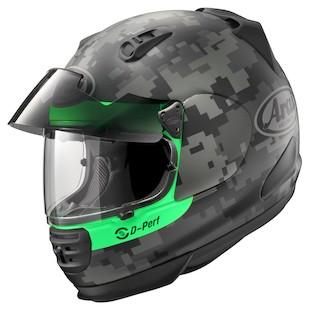 Arai Defiant Pro-Cruise Mimetic Helmet (Color: Green / Size: MD) 971266