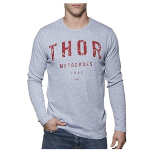 Thor Shop Thermal T-Shirt (Color: Heather Grey / Size: XL) 1060971