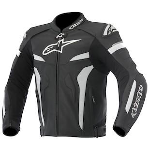 Alpinestars Celer Jacket (Color: Black/White / Size: 48) 1063149