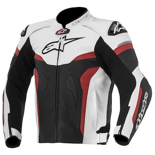 Alpinestars Celer Jacket (Color: Black/White/Red / Size: 58) 1063161