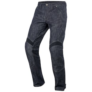 Alpinestars Riffs Riding Jeans (Color: Raw Indigo / Size: 36) 1063112