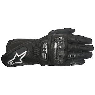Alpinestars Stella SP-1 2016 Womens Leather Gloves Black LG 292332464