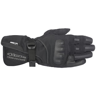 Alpinestars Apex Drystar Gloves (Color: Black / Size: MD) 1062880