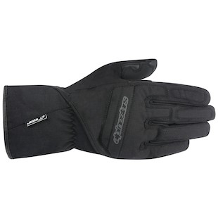 Alpinestars Stella SR-3 Drystar Gloves (Color: Black / Size: XS) 1062891