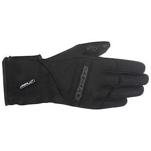 Alpinestars Stella SR-3 Womens Drystar Gloves Black LG 287877689