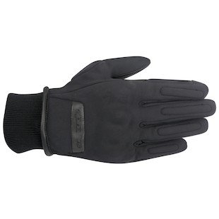 Alpinestars C-1 Windstopper Gloves (Color: Black / Size: SM) 1063048