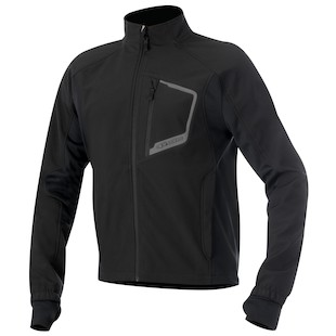 Alpinestars Tech Jacket (Color: Black / Size: 3XL) 1062745
