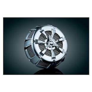 Kuryakyn Alley Cat Air Cleaner For Yamaha Stryker 2011-2015 (Finish: Chrome) 1063326