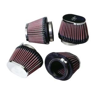 K&N Racing Universal Clamp-On Air Filters 857869