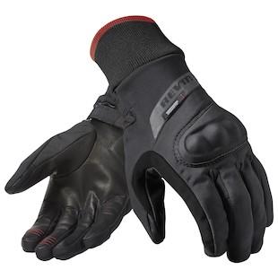 REV'IT! Crater WSP Gloves (Color: Black / Size: SM) 1039318