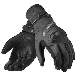 REV'IT! Hydra H2O Gloves (Color: Black / Size: SM) 1039329