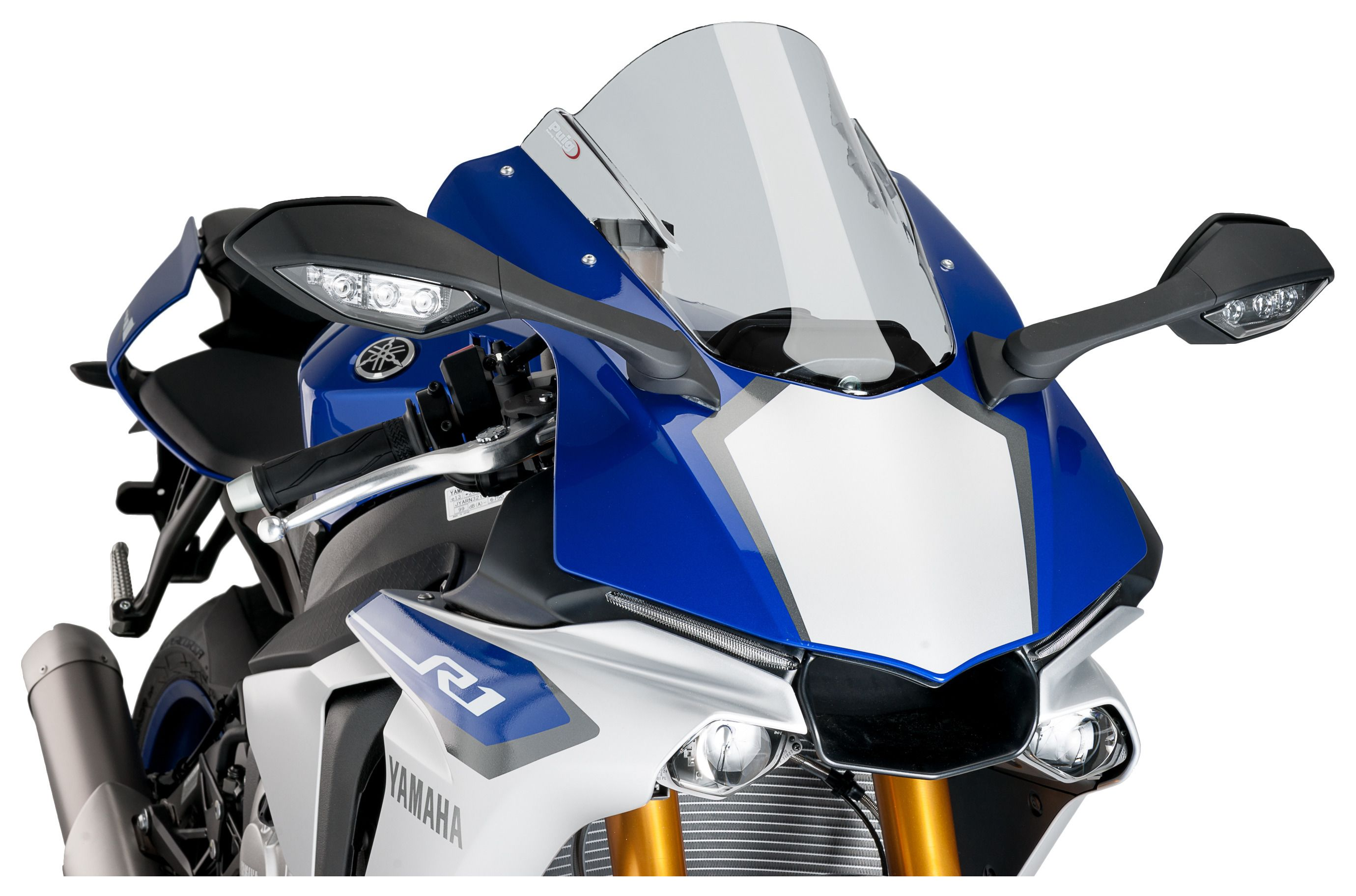 Yamaha R Windscreen
