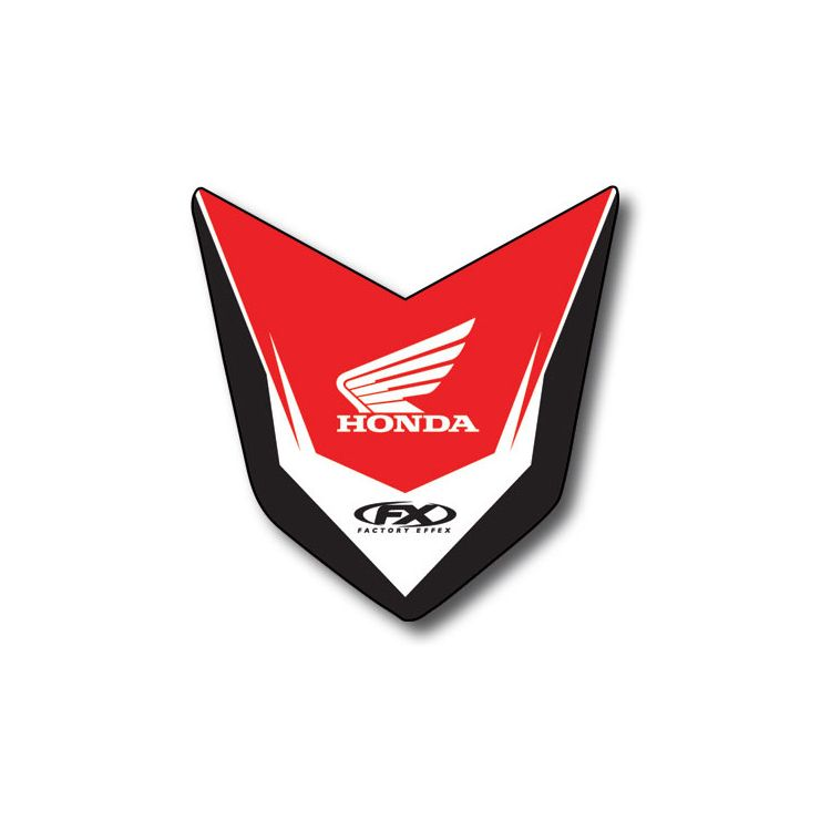Factory Effex Front Fender Graphic Honda CRF150R 2007-2019