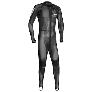 Cortech Quick-Dry Air Undersuit (Color: Black / Size: XL) 1064304