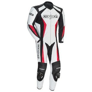 Cortech Latigo RR 2.0 1-Piece Race Suit (Color: White/Black/Red / Size: 2XL) 1064188