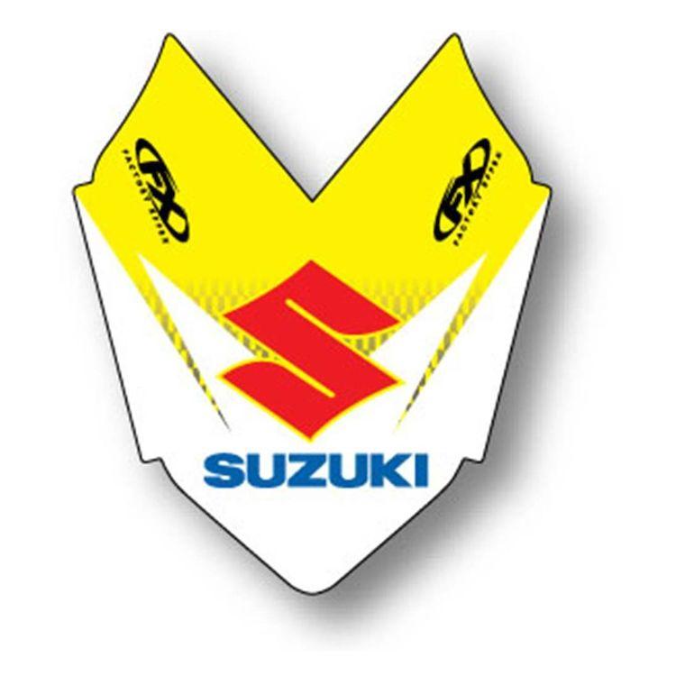 Factory Effex Front Fender Graphic Suzuki RM80 / RM85 2001-2017